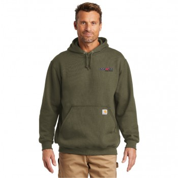 CT121-Moss Midweight Hoodie