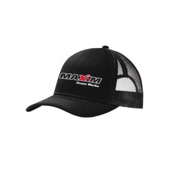 i-429-jxx Black w/Black mess full logo