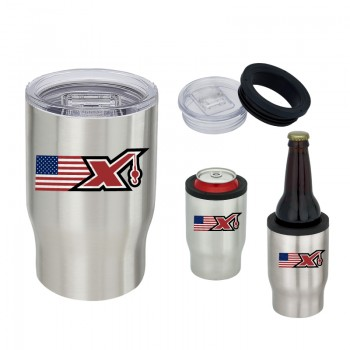SL238SS - 3 in 1 Urban Peak Tumbler - Starline