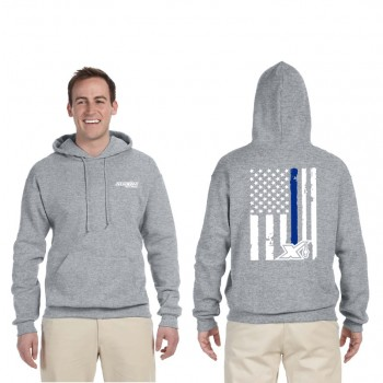 996 S-Grey US Support Flag