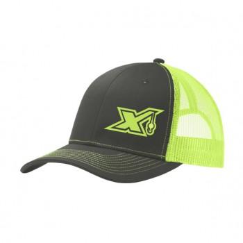 112 Chr/Sfty Green X logo