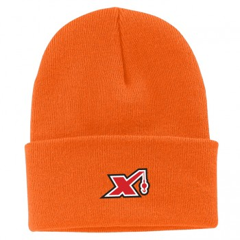 CP90 Neon Orange, X logo 3 color