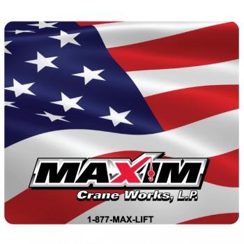 MF102 US Flag MF012 TWLD